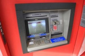 Karte vom Geldautomaten eingezogen
